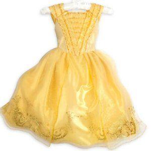 Disney Store Belle Gown Princess Beauty & Beast